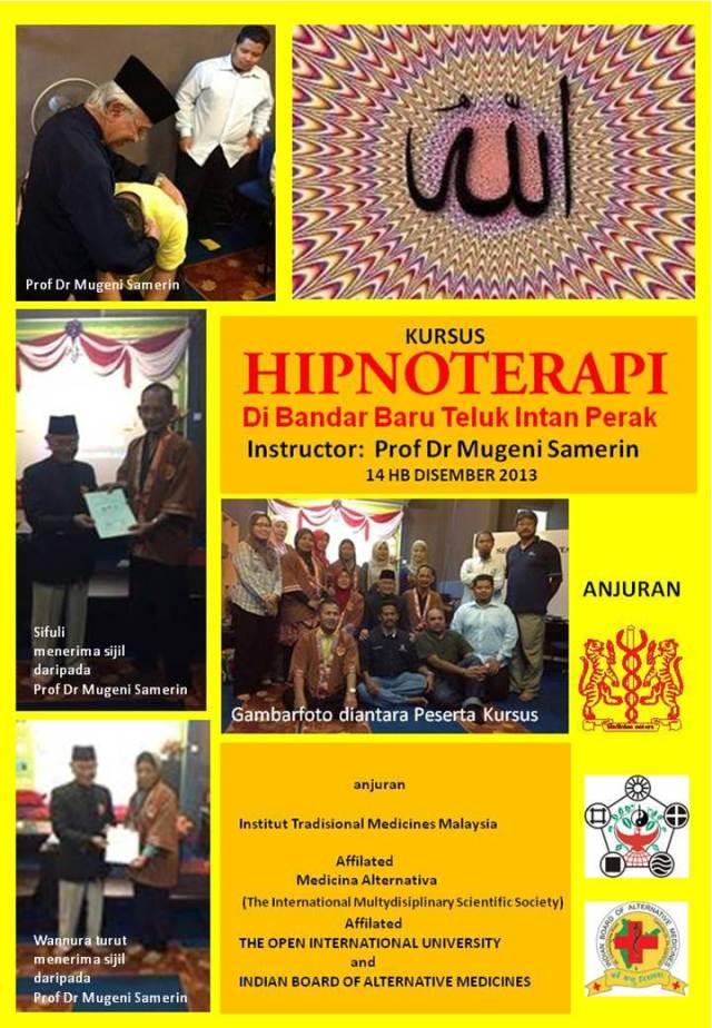 kursus hipnoterapi